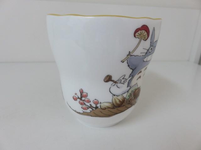 Noritake ノリタケ となりのトトロ マグカップ 未使用品 ★22675_画像8