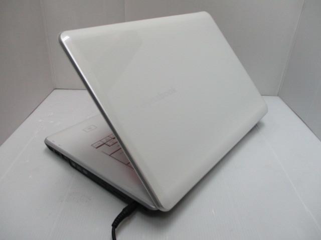 ★パソコン入門機に最適★東芝 TX/66H PATX66HLP Win10 Intel Core 2 Duo P8600 2.40Ghz メモリ4GB 15.6ワイド DVDマルチ Wi-fi HDMI_画像4