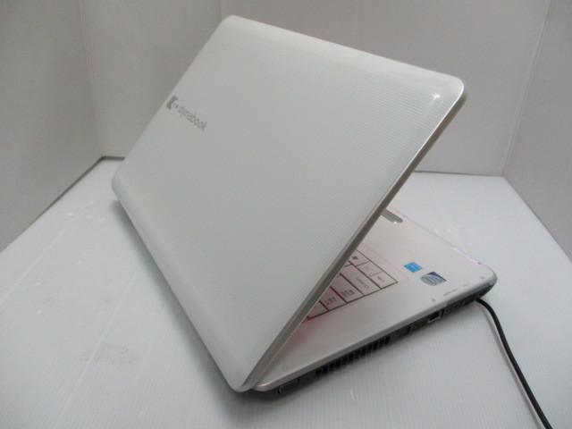 ★パソコン入門機に最適★東芝 TX/66H PATX66HLP Win10 Intel Core 2 Duo P8600 2.40Ghz メモリ4GB 15.6ワイド DVDマルチ Wi-fi HDMI_画像5