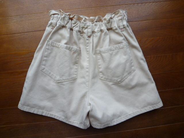 ALGY アルジー キュロット ボトム ショートパンツ スカート スカパン パンツ ショーパン 150_画像3