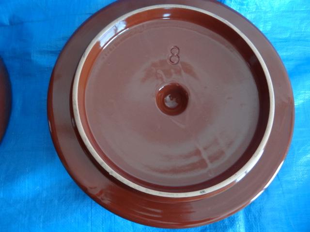 C052439 甕 かめ漬物 味噌 梅干し 飲食物容器_画像3