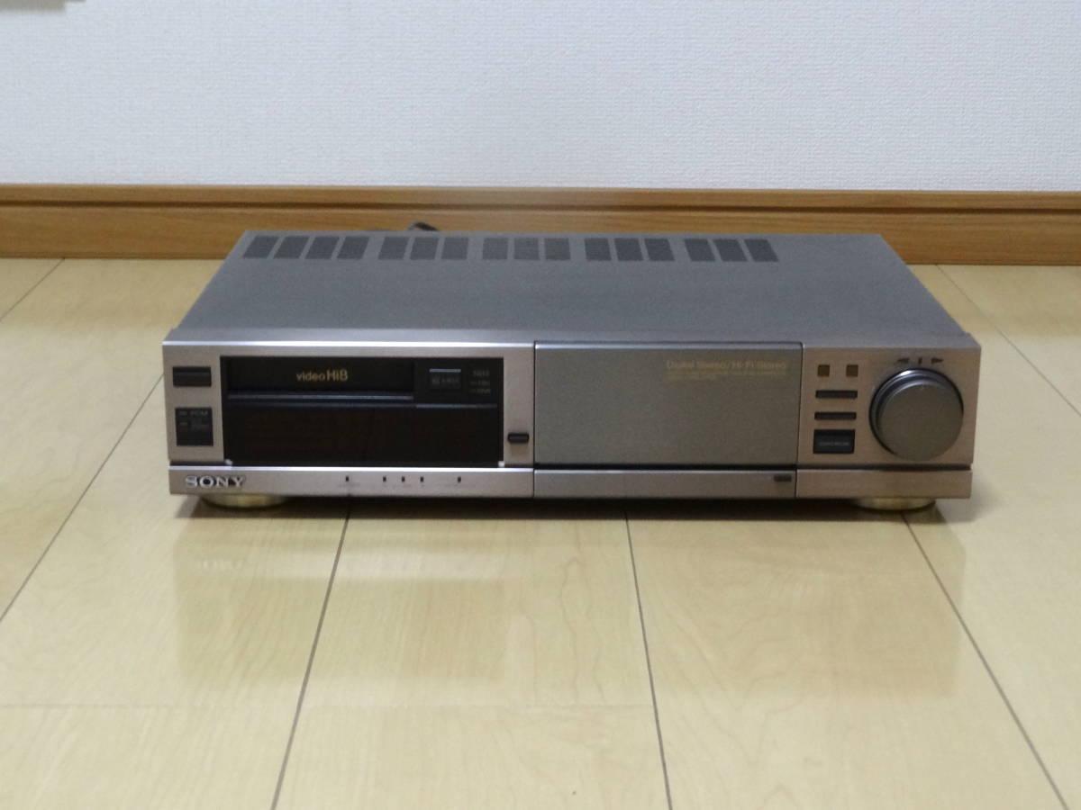 ★送料込★SONY Hi8 ビデオデッキ EV-BS3000 ジャンク_画像2