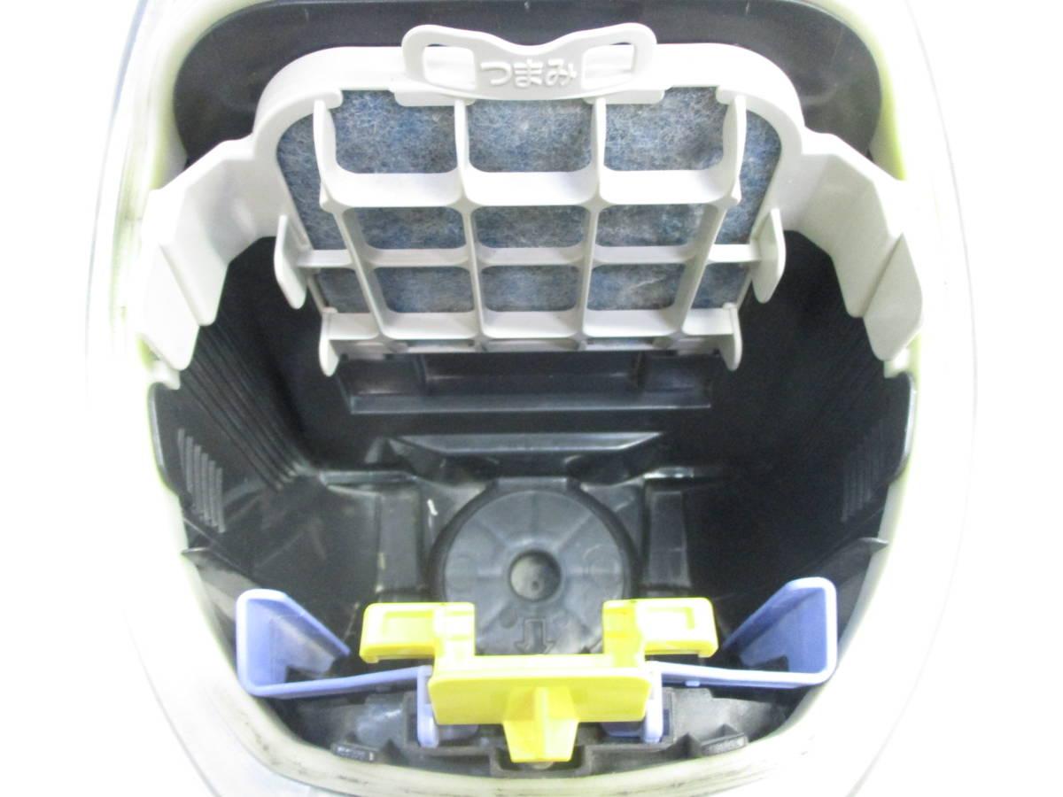 ☆ MITSUBISHI 三菱 紙パック式クリーナー 掃除機 TC-FXB7P-A 2012年製 1622B☆_画像3