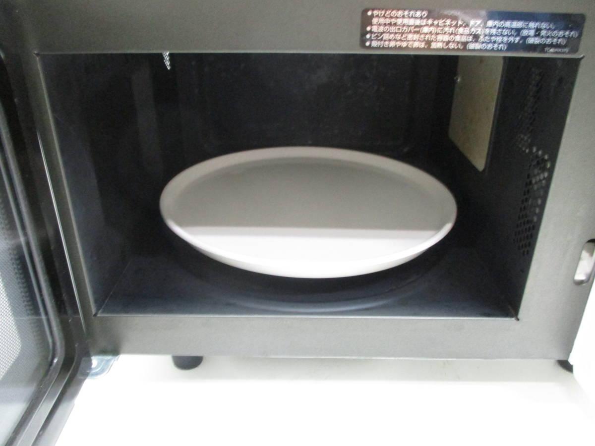 ☆SHARP シャープ 電子レンジ オーブンレンジ RE-S15B 2010年製 1247C☆_画像5