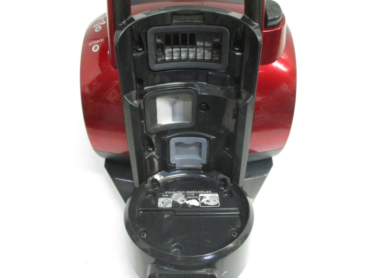 ☆展示実演機 TOSHIBA 東芝 トルネオ V ヴイ VC-SG513 サイクロン クリーナー 掃除機 2014年製 1428CB☆_画像3
