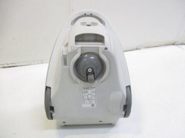 ○パナソニック 紙パック式掃除機 MC-PA21G-S 2011年製 B-6248○_画像7