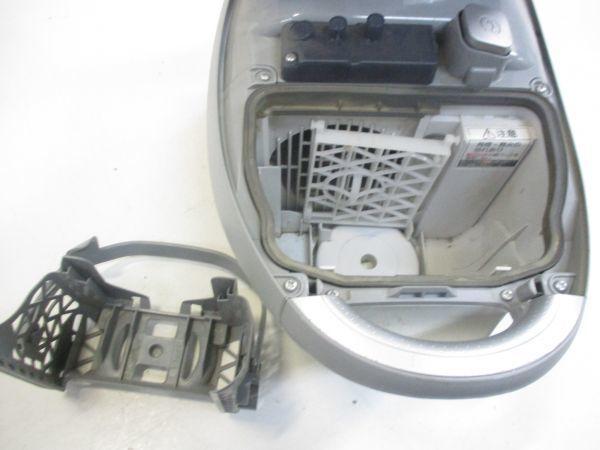 ○パナソニック 紙パック式掃除機 MC-PA21G-S 2011年製 B-6248○_画像6