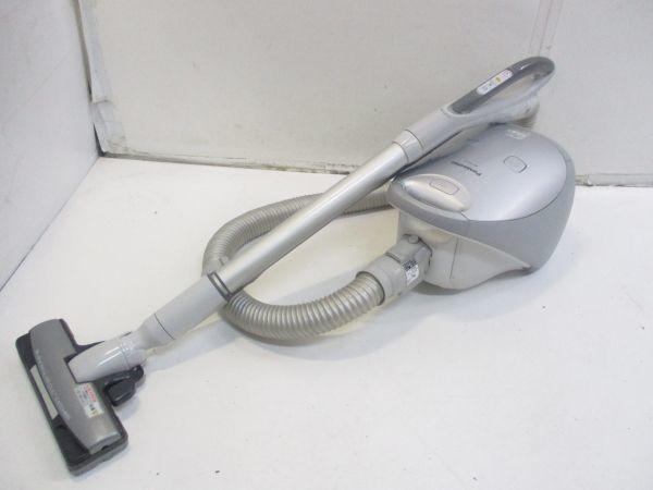 ○パナソニック 紙パック式掃除機 MC-PA21G-S 2011年製 B-6248○