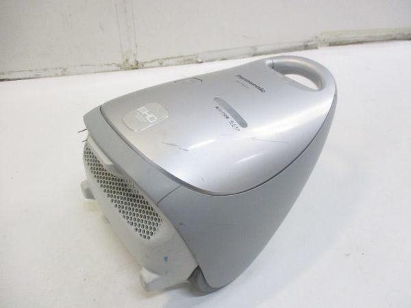 ○パナソニック 紙パック式掃除機 MC-PA21G-S 2011年製 B-6248○_画像5