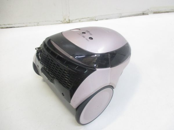 ○HITACHI 日立 紙パック掃除機 かるパック CV-PW20 2013年製 E-6247○_画像5