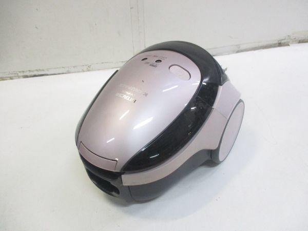 ○HITACHI 日立 紙パック掃除機 かるパック CV-PW20 2013年製 E-6247○_画像4