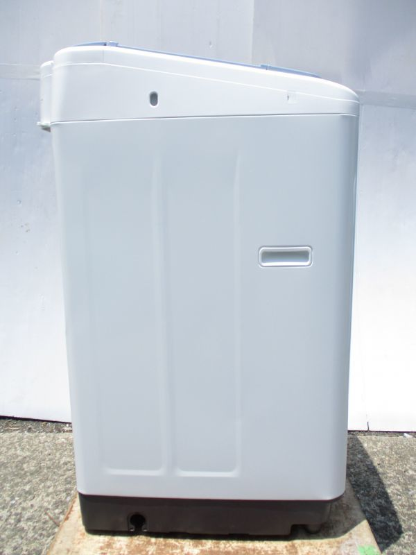 ♪HITACHI 日立 洗濯機 7.0kg ビートウォッシュ エアジェット乾燥 ステンレス槽 BW-7WV 2016年製 給水/排水ホース付き 62505A♪_画像7