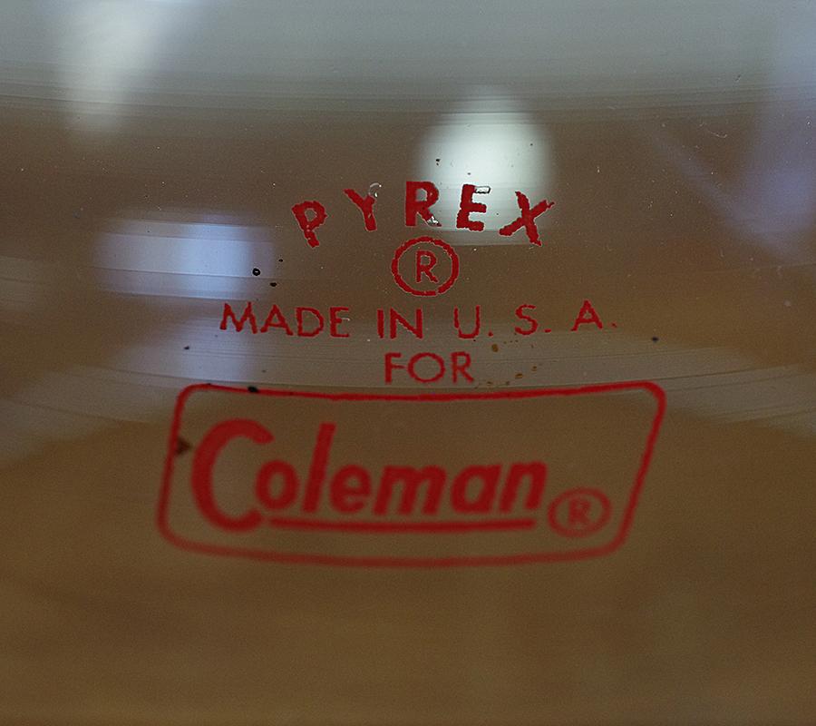 Coleman コールマン200A (1979年8月) 丸ハンドルクラムシェルケース付き_画像9