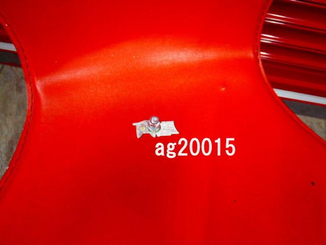 当時物 マーシャル 元祖 ナンバーボルト Z400FX Z1 Z2 MK2 Z750 Z900 KH SS ゼファー GS400 CBX GSX CB750 GT380 GT750 XJ CB400 XJR 旧車_画像3