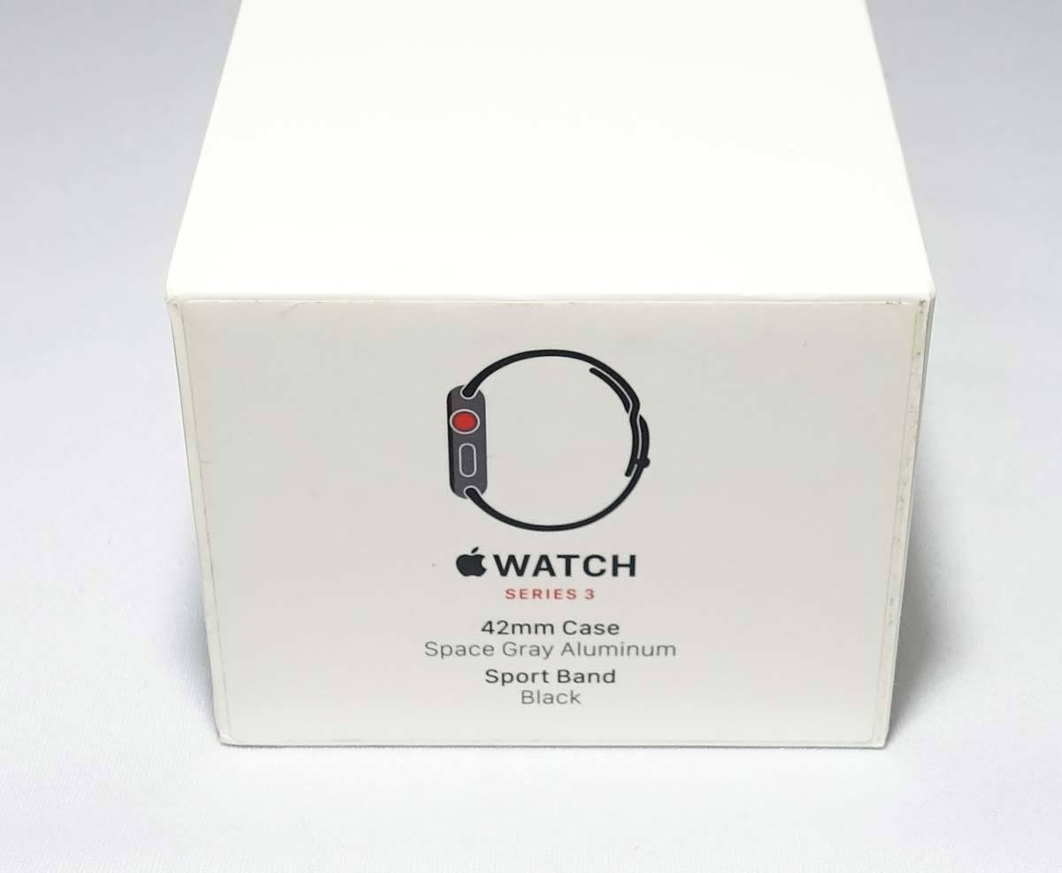 JUNK 箱 付属品 Apple Watch Series 3 GPS+Cellular 42mm MQKN2J/A A1891 アクティベーションロック ジャンク 部品取 アップル ウォッチ_画像6