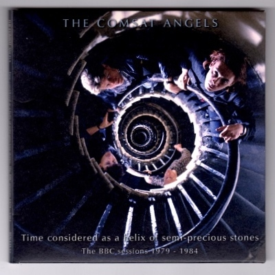 The Comsat Angels/Time Considered As A Helix Of Semi-Precious Stones- BBC Sessions 1979-1984 コムサット・エンジェルス New Wave_画像1