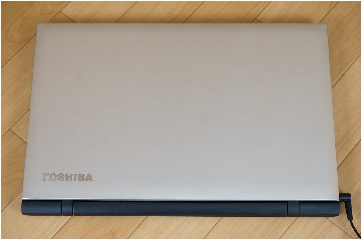 【美品】TOSHIBA★17.3型 Windows10モデル 2016年製★Pen-3825U/4GB/1TB★DVDスーパーマルチ/HDMI/無線LAN★dynabook BX/67VG_画像2
