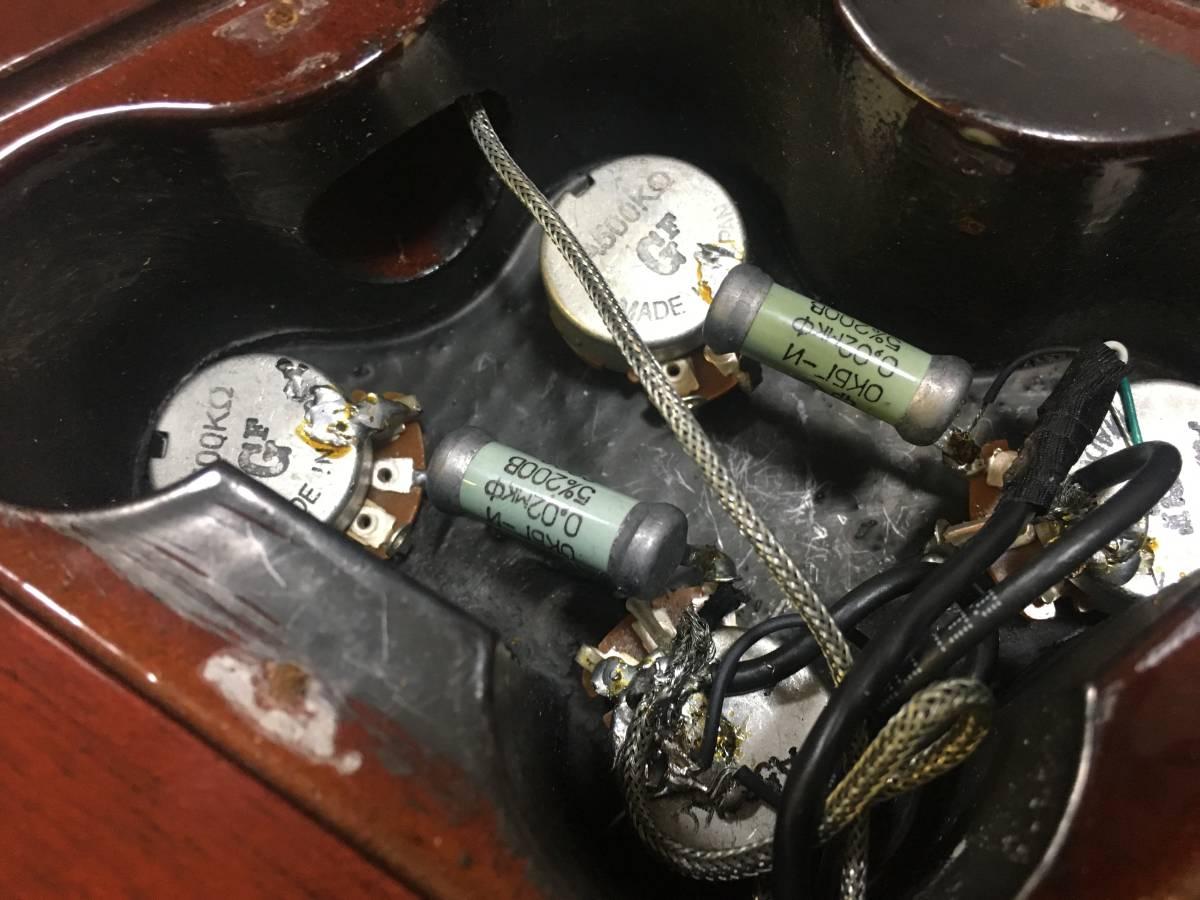 ♪名機♪History Les Paul Model 高級仕様 レスポール Seymour Duncan PU _画像10