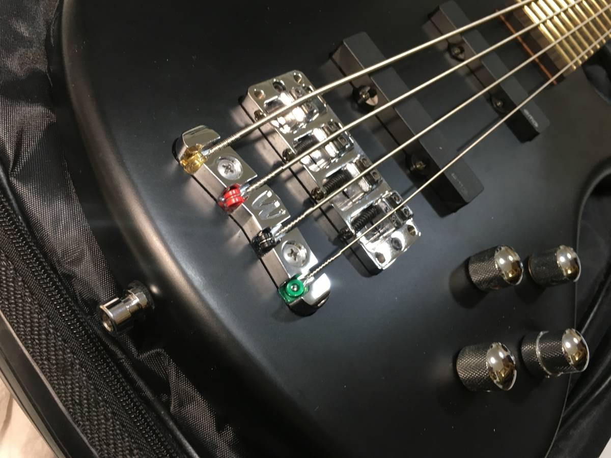 ♪名機♪Warwick Robert Trujillo Artist Line Signature bass エレキベース_画像3