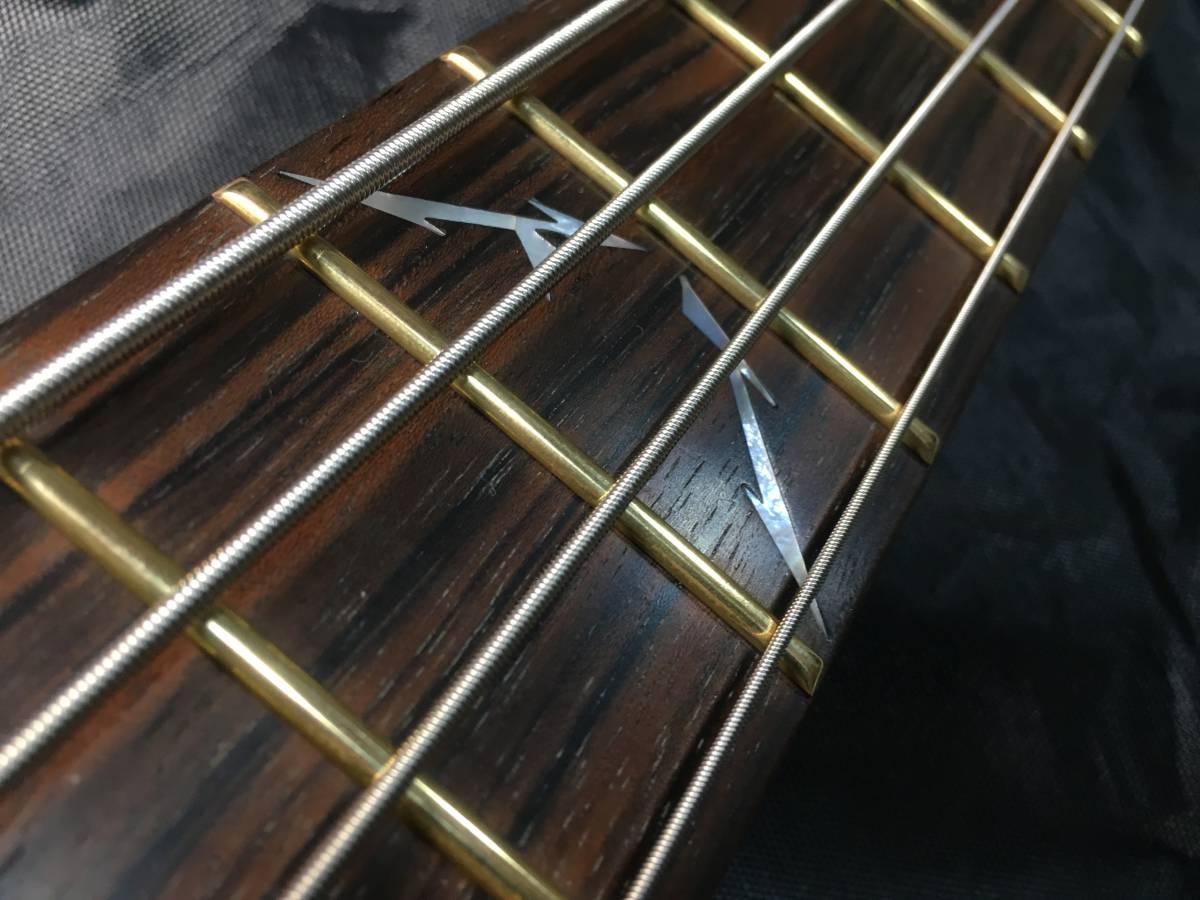 ♪名機♪Warwick Robert Trujillo Artist Line Signature bass エレキベース_画像6