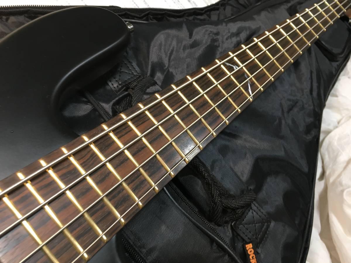♪名機♪Warwick Robert Trujillo Artist Line Signature bass エレキベース_画像5