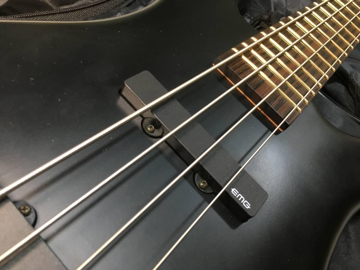 ♪名機♪Warwick Robert Trujillo Artist Line Signature bass エレキベース_画像4