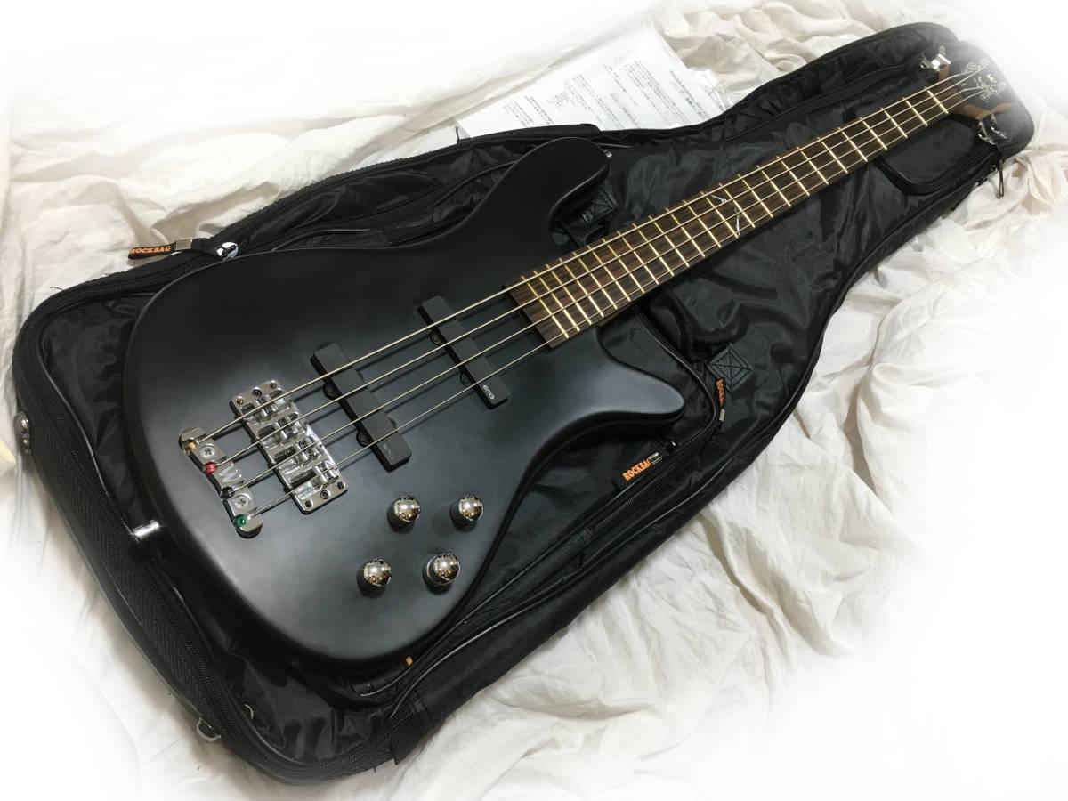 ♪名機♪Warwick Robert Trujillo Artist Line Signature bass エレキベース