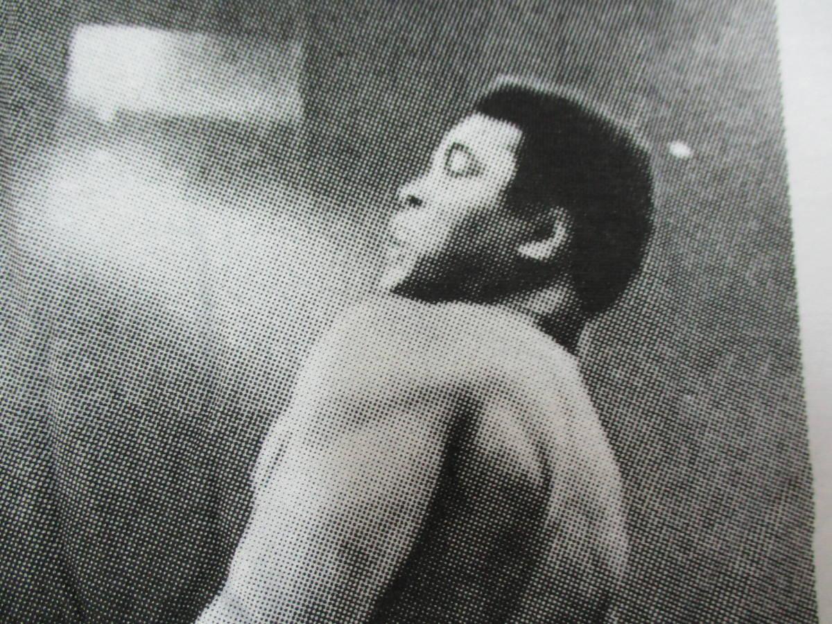 新品 ボクシングTシャツ 白 ホワイト Lサイズ モハメド・アリ vs ジョー・フレージャー 世紀の名勝負 元統一世界ヘビー級チャンピオン_画像4