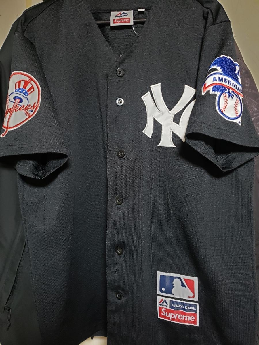 sports shoes a49c8 7f1be 代購代標第一品牌- 樂淘letao - L Supreme Yankees Baseball ...