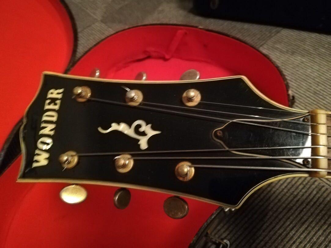 古いフルアコ エルヴィス Super400 タイプ ヴィンテージギター Elvis エレキギター ジャズギター 60s 70s gibson タイプ_画像4