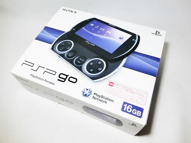SONY ソニー PSP go(プレイステーション・ポータブル)【PSP-N1000】 PIANO BLACK 黒 ブラック 中古品