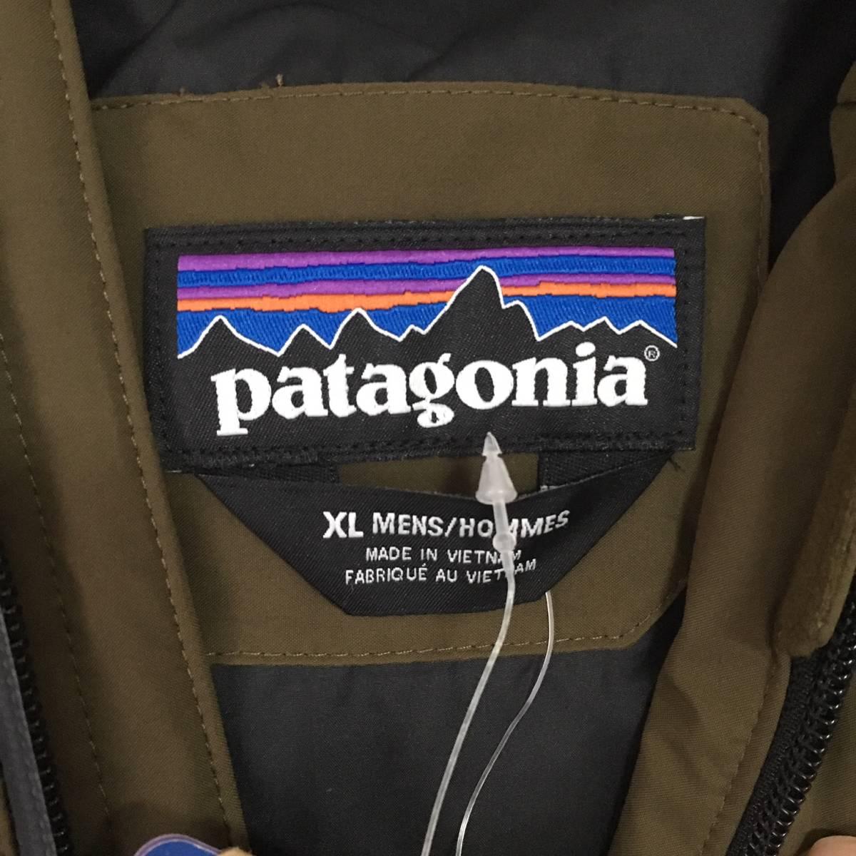 最高級 Patagonia Men's Jackson Glacier Jacket パタゴニア メンズ ジャクソン グレイシャー ジャケット 2018FA XL (USサイズ) SEMT_画像5