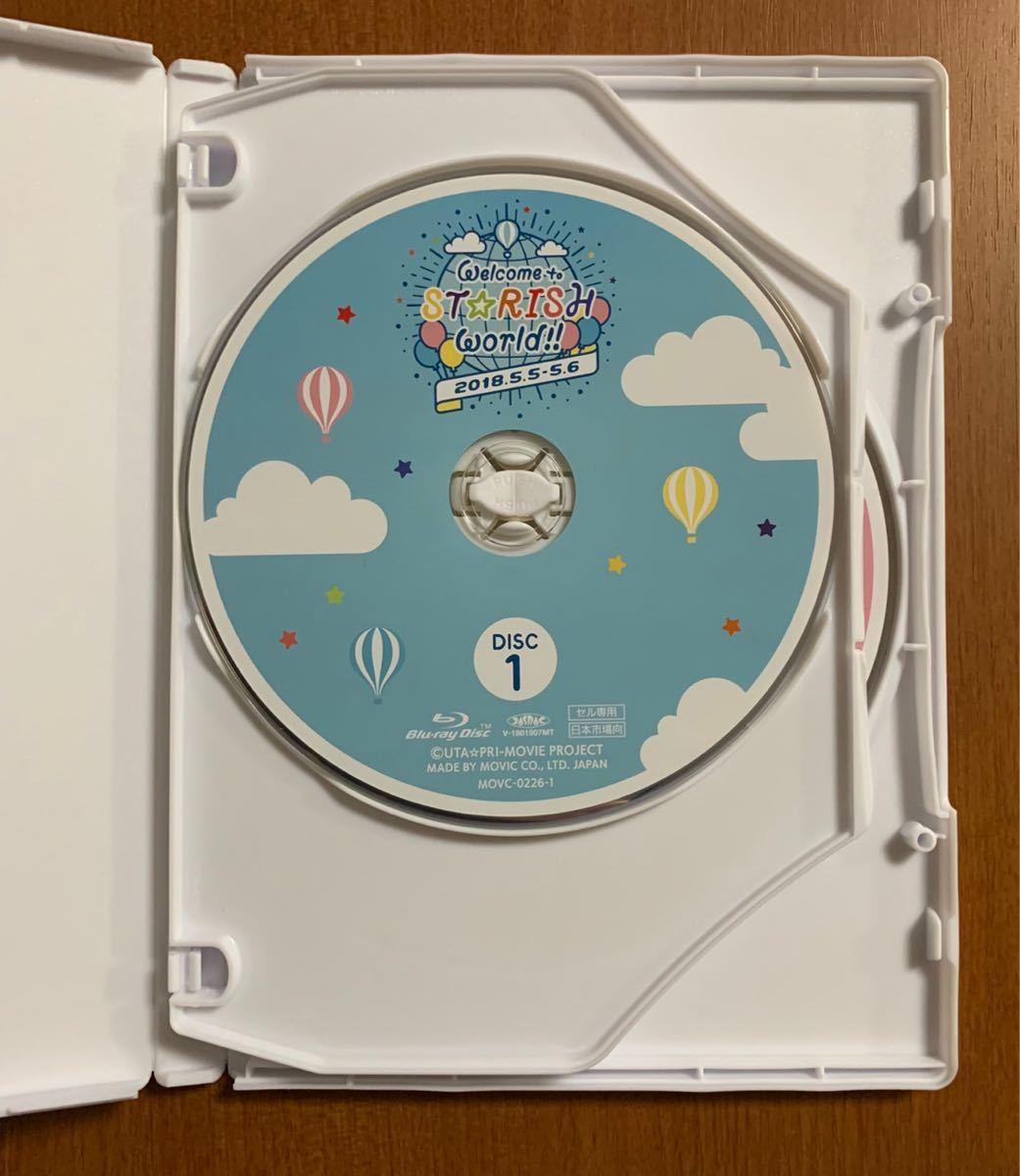 うたの☆プリンスさまっ♪ ST☆RISHファンミーティング Welcome to ST☆RISH world!! (Blu-ray)_画像3
