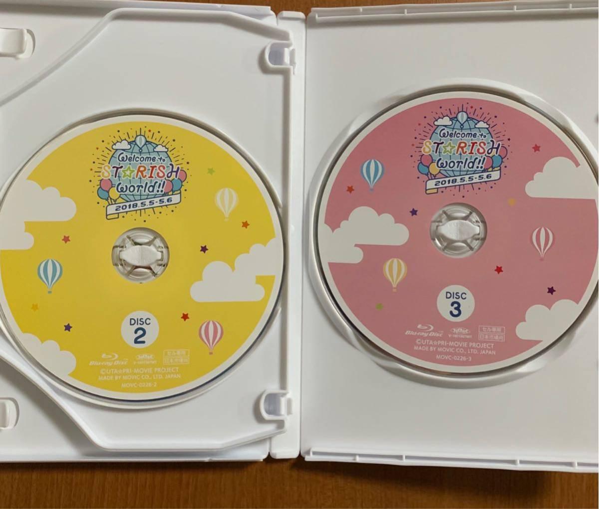 うたの☆プリンスさまっ♪ ST☆RISHファンミーティング Welcome to ST☆RISH world!! (Blu-ray)_画像4
