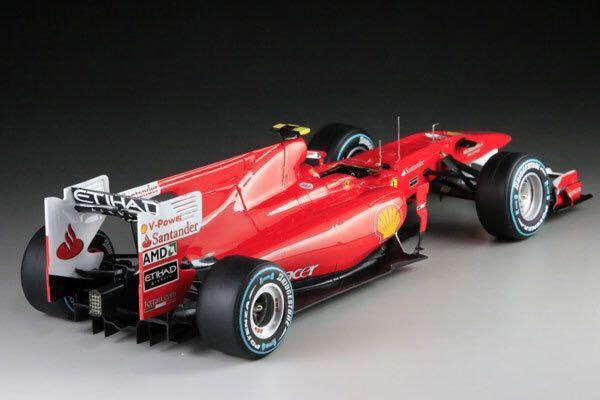 MFH 1/20 フェラーリ F10 日本GP F.アロンソ 完成品_画像3
