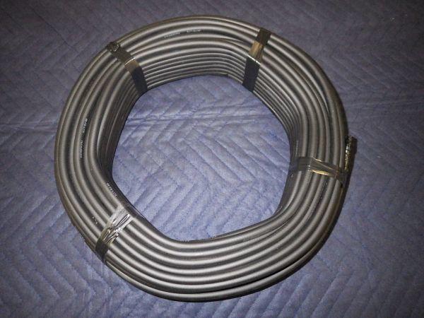 新古 同軸ケーブル 8D-FB-LITE  約49m  (株)フジクラダイヤケーブル