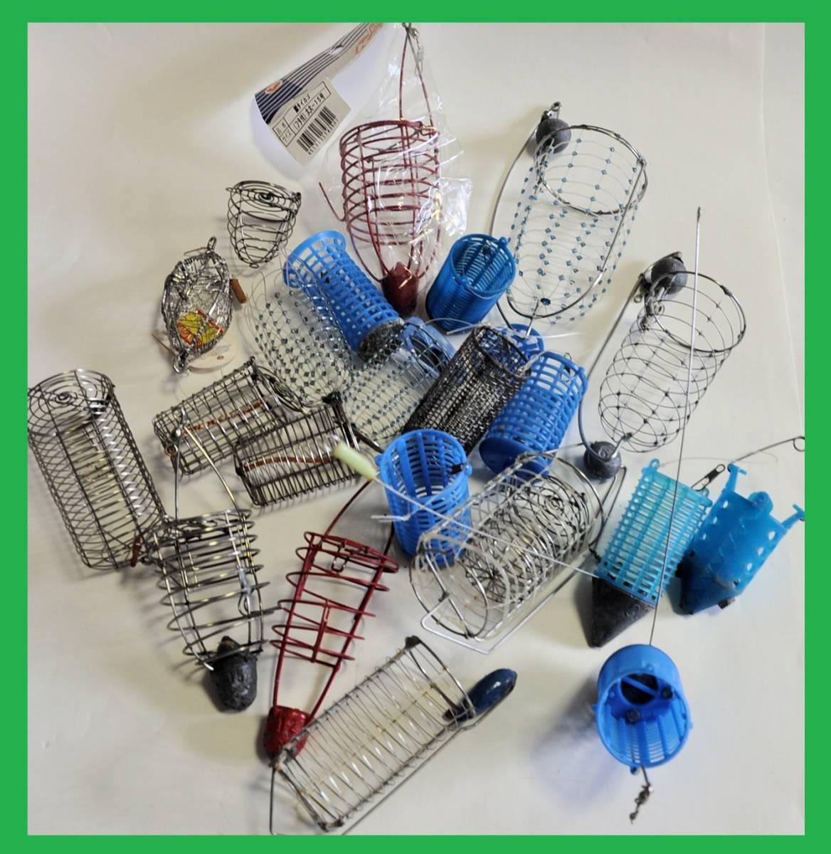 大量 釣り道具 浮き、針、錘、他小物など色々まとめてセット!_画像7