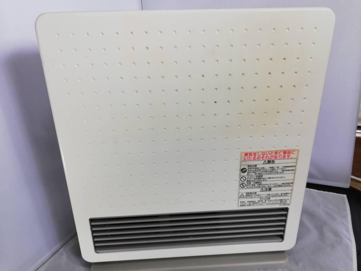 美品 リンナイ 都市ガス ファンヒーター RC-H40033N-1