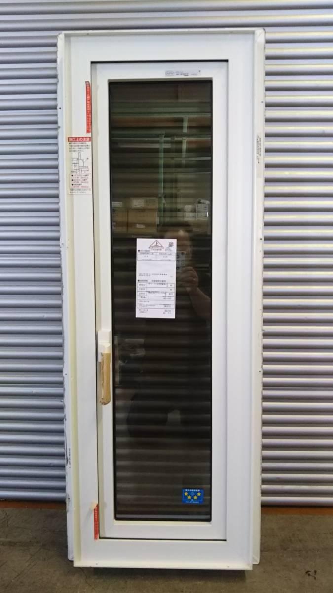 022 窓サッシ 引き取り限定 トリプルガラス たてすべり出し窓 03611R_画像5