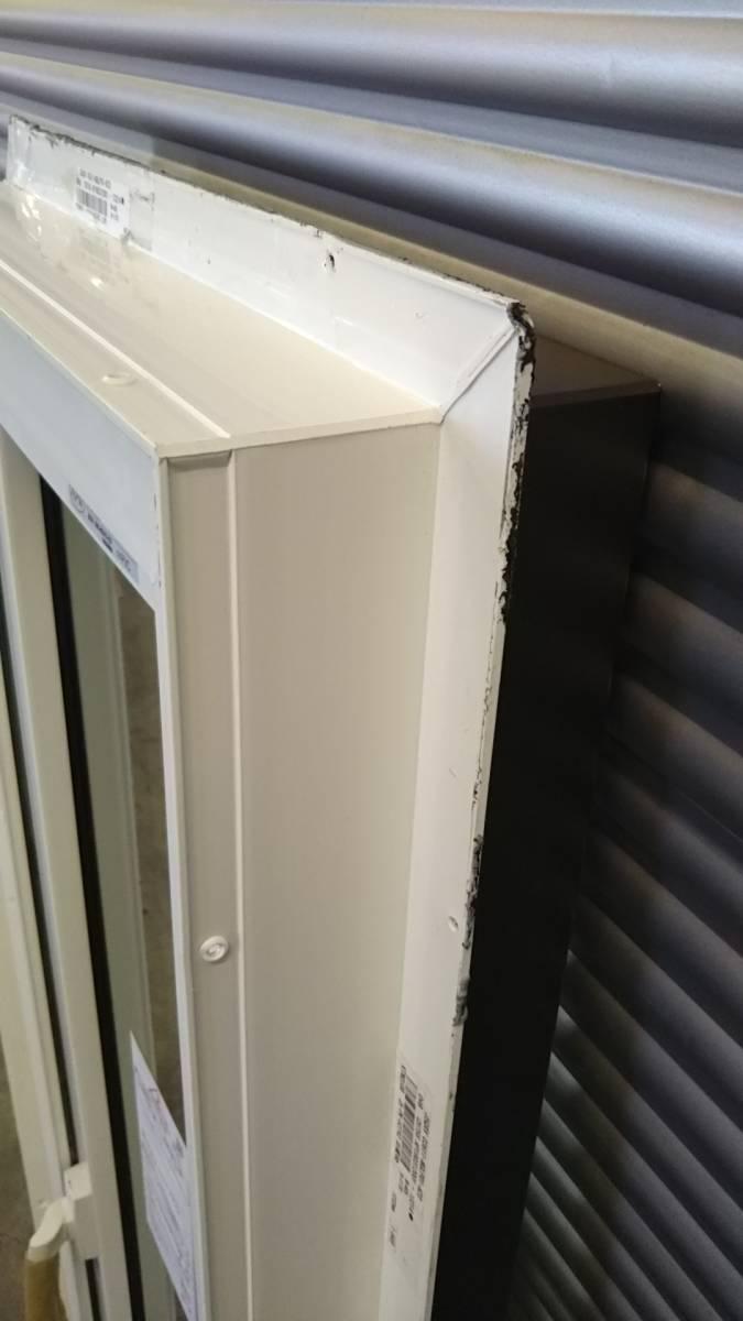 022 窓サッシ 引き取り限定 トリプルガラス たてすべり出し窓 03611R_画像6