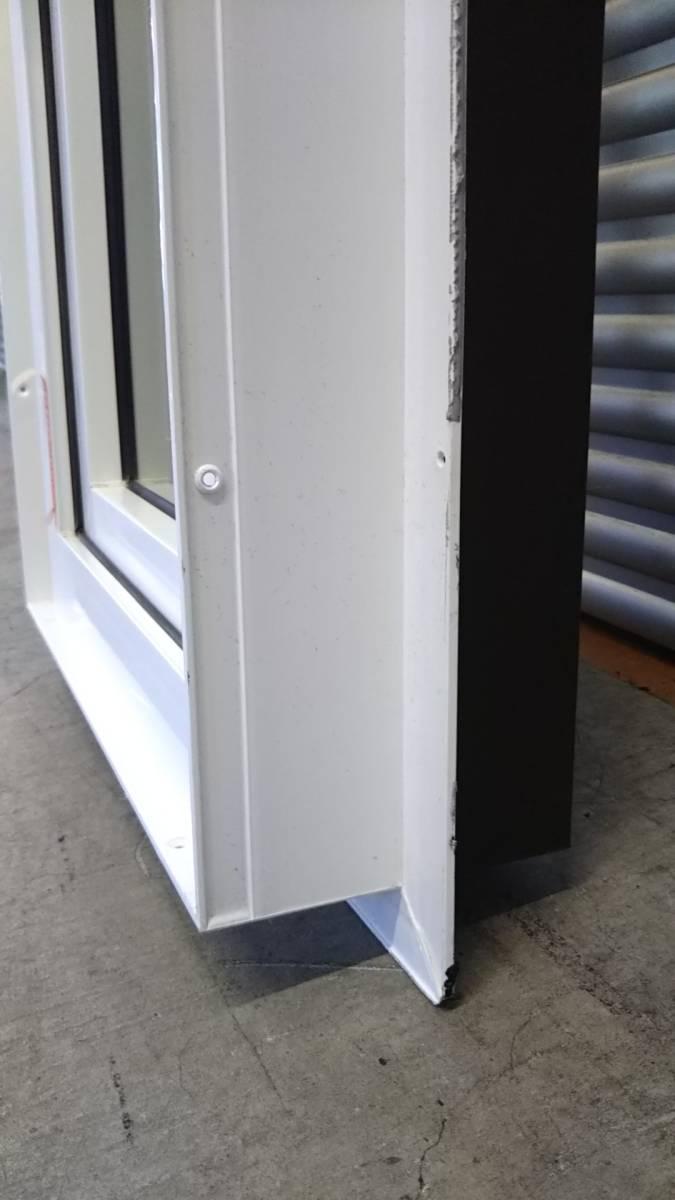 022 窓サッシ 引き取り限定 トリプルガラス たてすべり出し窓 03611R_画像7