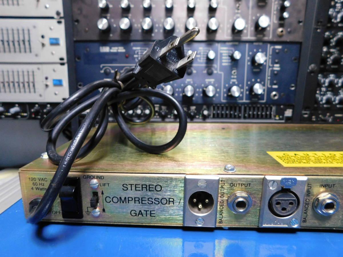 FURMAN STEREO COMPRESSOR GATE Model LC-6 ファーマン コンプレッサー_画像8