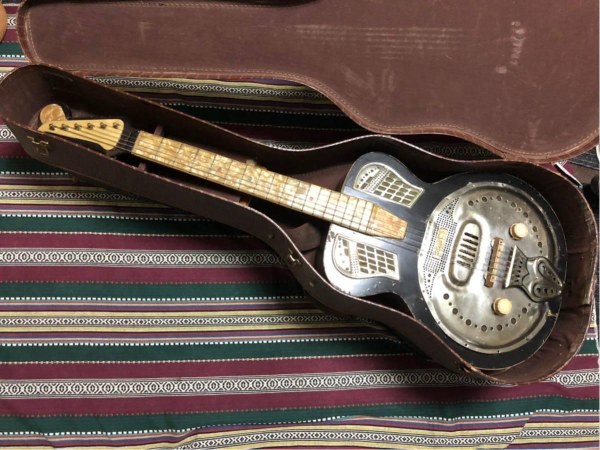 ② junk ジャンク 50's guyatone グヤトーン ? tiger vintage ビンテージ ビザール