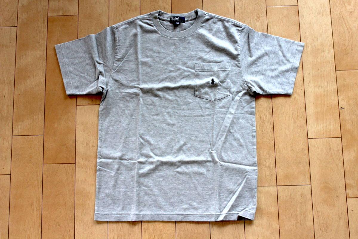 ★☆ 【未使用】ラルフローレン ポケットTシャツ ボーイズ160サイズ★☆