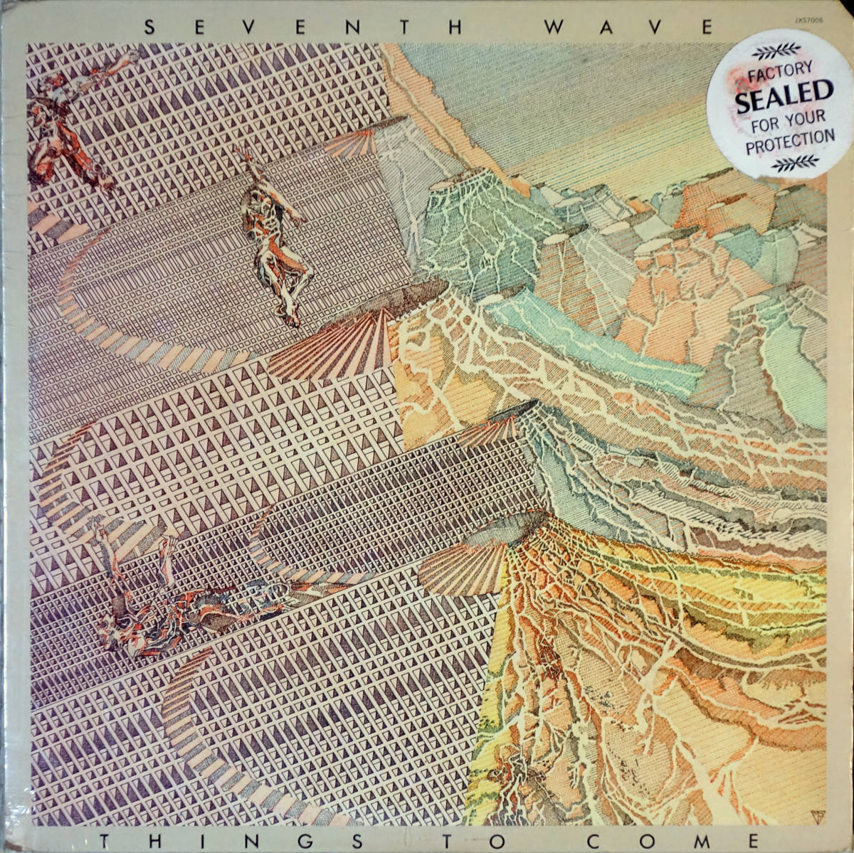 ◆SEVENTH WAVE/THINGS TO COME (US LP/Sealed)_画像1