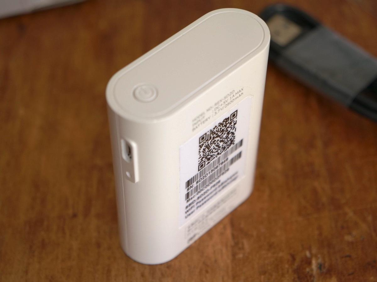新品未使用 RATOC Systems WiDrawer REX-SD2D Wi-Fi SDカードリーダー_画像6