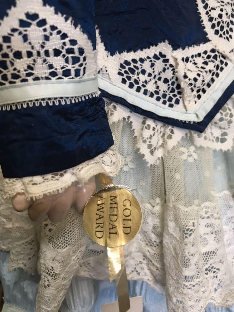 トムリンソン ジュモー レプリカドール 1997年製 人形 ゴスロリ服 送料無料 売り切り_画像4