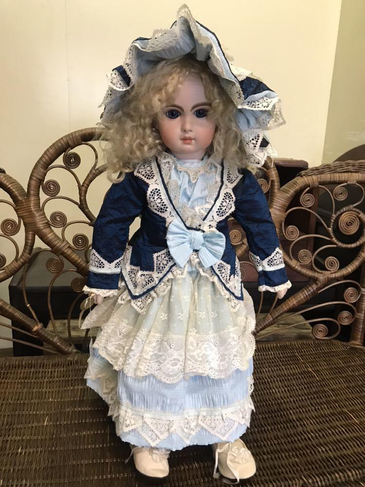 トムリンソン ジュモー レプリカドール 1997年製 人形 ゴスロリ服 送料無料 売り切り_画像2
