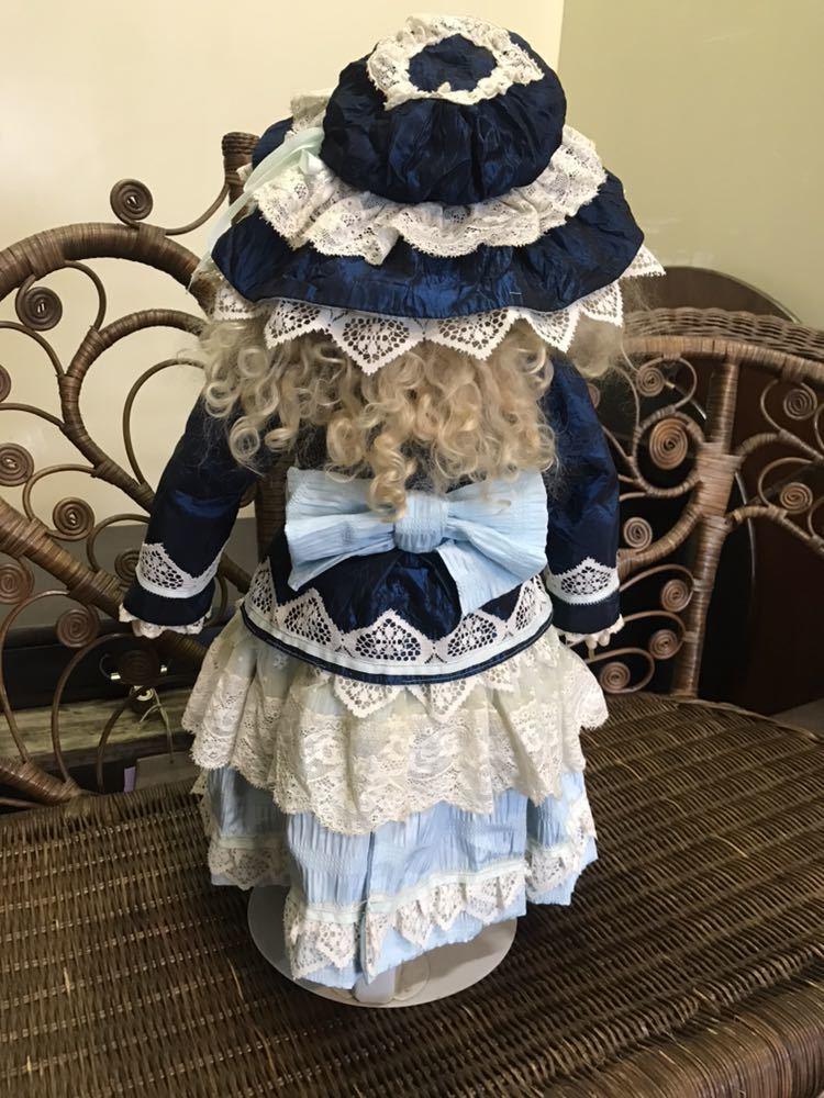 トムリンソン ジュモー レプリカドール 1997年製 人形 ゴスロリ服 送料無料 売り切り_画像5