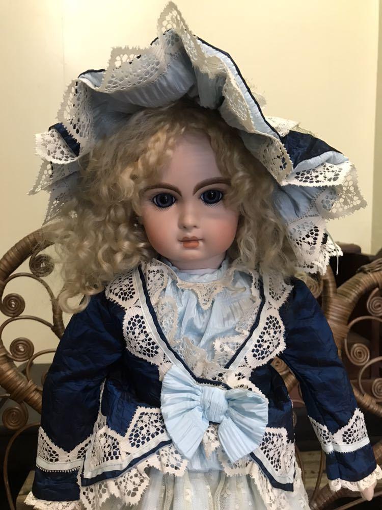 トムリンソン ジュモー レプリカドール 1997年製 人形 ゴスロリ服 送料無料 売り切り